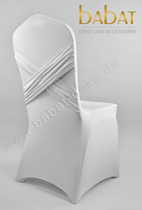 Stuhlhusse Stretch Modern (Verkauf)